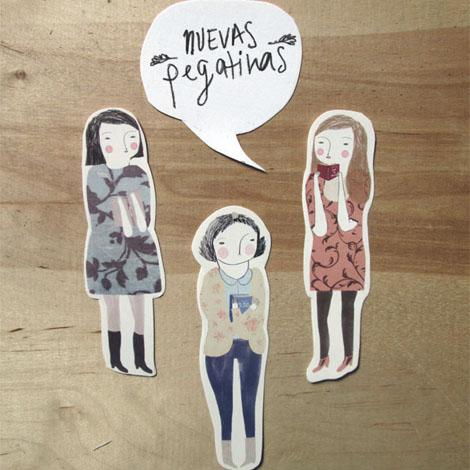 """Lectoras"" de Silvana A.K.A. Miss Tutsi"